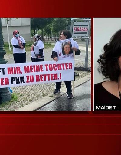 Evlat nöbetindeki anne CNN TÜRK'te