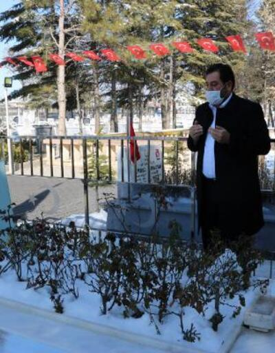Ömer Halisdemir doğum gününde mezarı başında anıldı