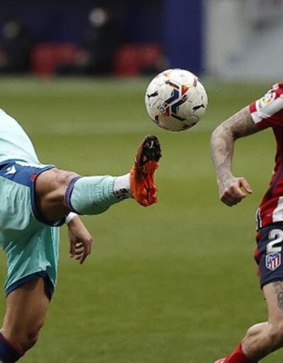 Atletico Madrid - Levante: 0-2