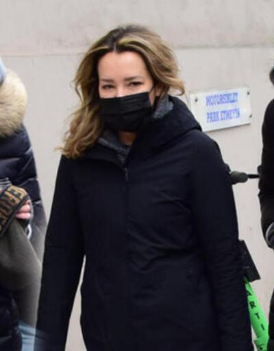 Emina Jahovic maskesiz gezdi