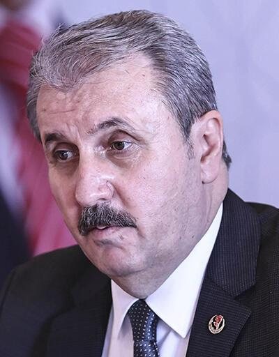 Destici: Meclis'in teröristlerden temizlenmesi gerek
