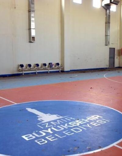 Aliağa Belediyesi'nden spor salonu açıklaması