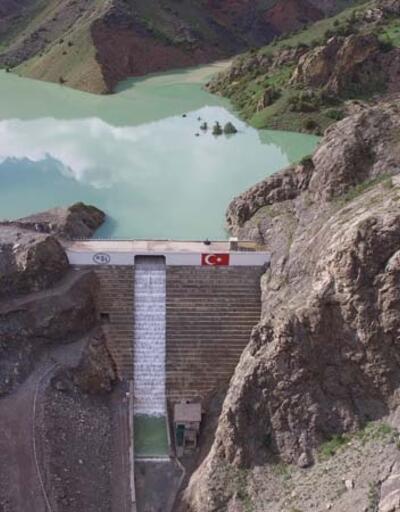 DSİ Erzurum'a 18 yılda 6 baraj ve 12 gölet kazandırdı