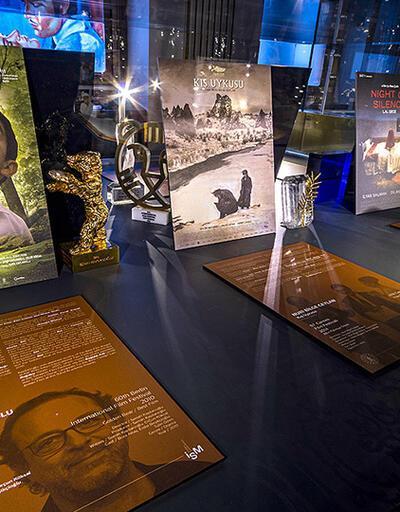Tarihi Atlas Sineması açıldı