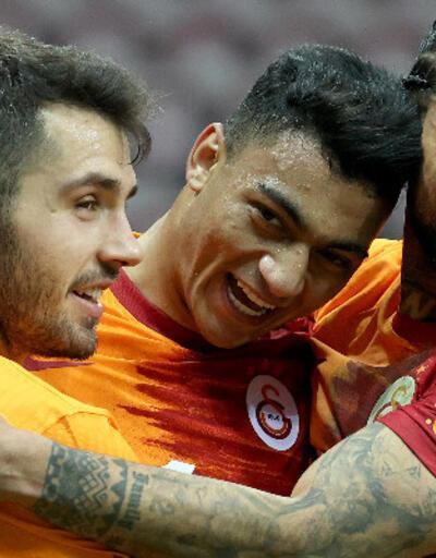 Mostafa atıyor, Galatasaray kazanıyor!