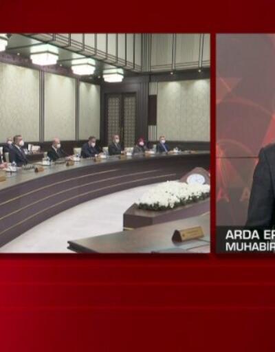 Gözler Kabine toplantısında alınacak kararlarda