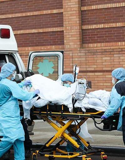ABD'de ölenlerin sayısı 512 bine yaklaştı