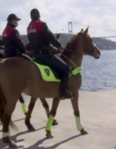 İstanbul'da kısıtlama denetimleri