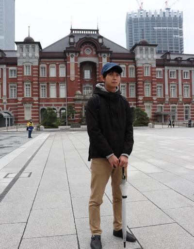 'Hiçbir şey yapmayan' Japon Morimoto geçimini 'kendisini kiralayarak' sağlıyor