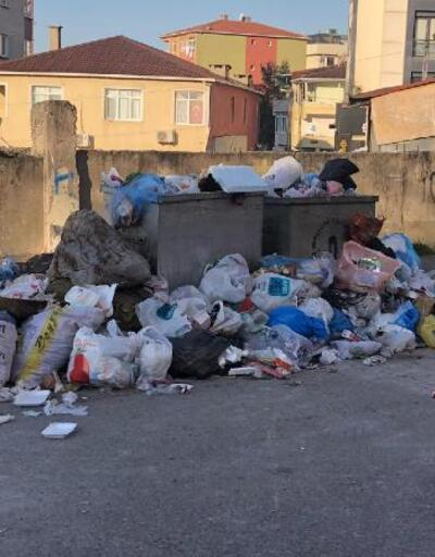 Maltepe sokakları temizlenmeye başlandı