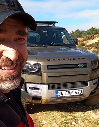 Start Stop: Land Rover Defender sürüş izlenimi