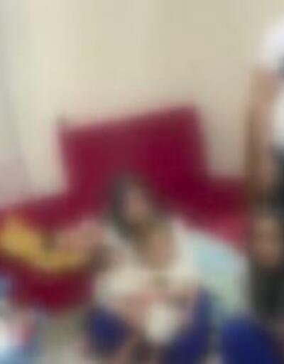 Suriyeli çocukları dilendirdiler