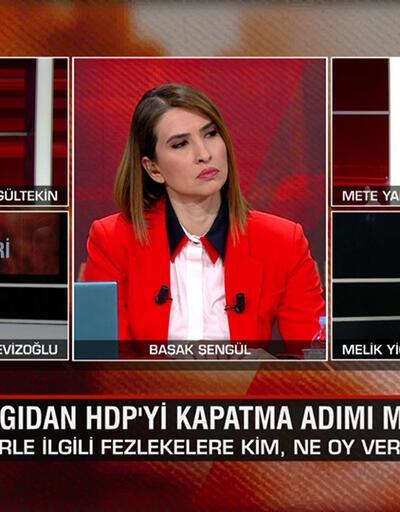 Yargıdan HDP'yi kapatma adımı mı? HDP'lilerle ilgili fezlekelere kim, ne oy verecek? Akıl Çemberi'nde konuşuldu