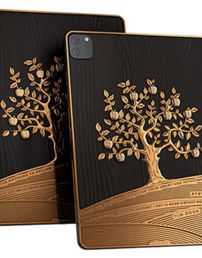 Altından iPad Pro! Fiyatı dudak uçuklattı