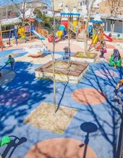 Karacabey'de çocuk parkları da 7/24 kameralar ile takip edilecek