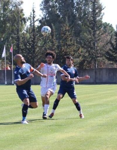 Kozanspor FK - Bergama Belediyespor: 0-0