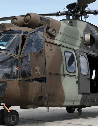 Cougar tipi helikopterin özellikleri