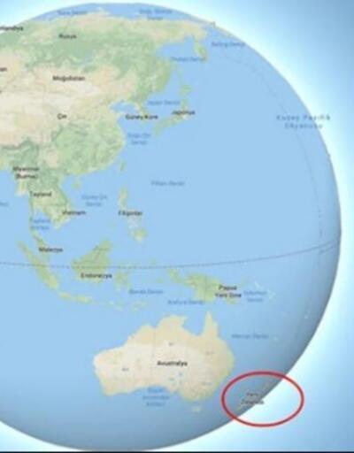 Yeni Zelanda neresi, nerede, hangi kıtada hangi ülkede? Türkiye'den Yeni Zelanda uçakla kaç saat uçuş sürüyor?