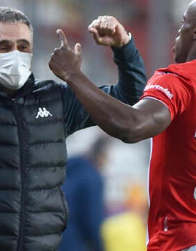 Fraport TAV Antalyaspor 2021'de yenilgi yüzü görmedi