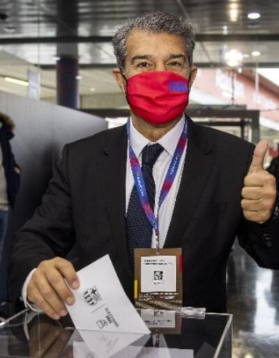 Barcelona yeni başkanını seçti