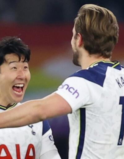 Tottenham'dan Crystal Palace'a 4 gol