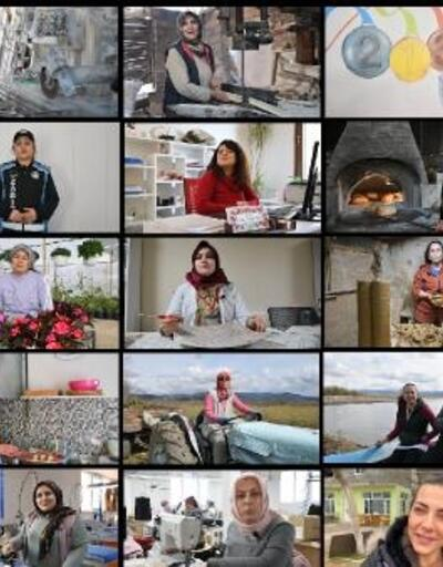 İznik Belediyesi'nden Kadınlar Günü'ne özel anlamlı video klip