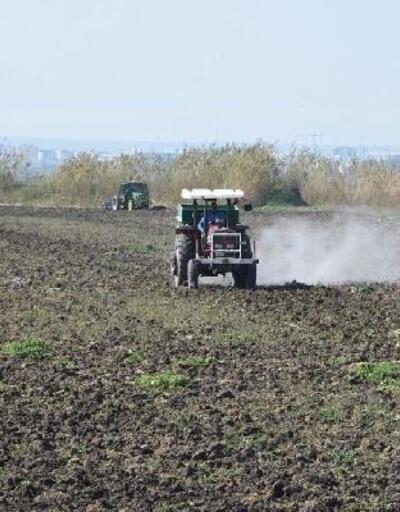 Başkan Erdem: Belediyenin tarlaları ilk kez halkın yararına ekildi