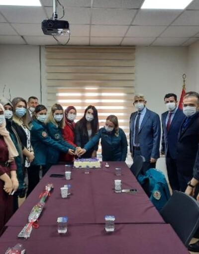 Çobanbey Gümrük görevlileri kan bağışında bulundu
