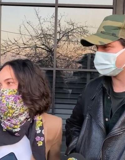 Ayrılık iddialarına Çağatay Ulusoy ve Duygu Sarışın'dan el ele yanıt!