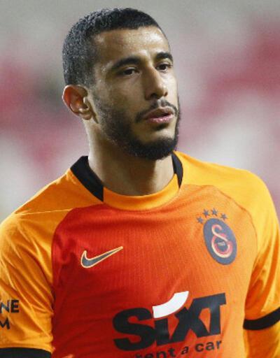 Son dakika... Galatasaray Belhanda'nın sözleşmesini feshetti!