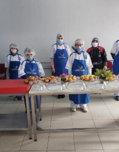 Yıldırım Belediyesi Engelsiz Mutfak eğitimlerine devam ediyor