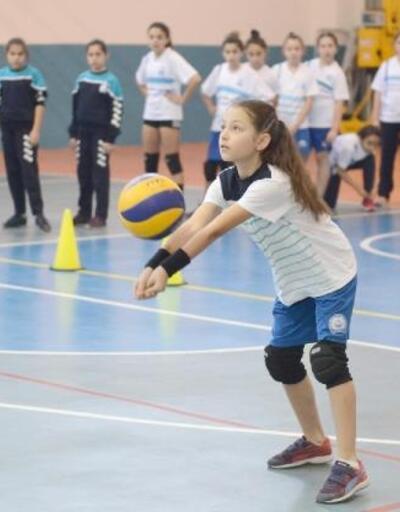 Yıldırım Belediyesi Kış Spor Okulları açıldı