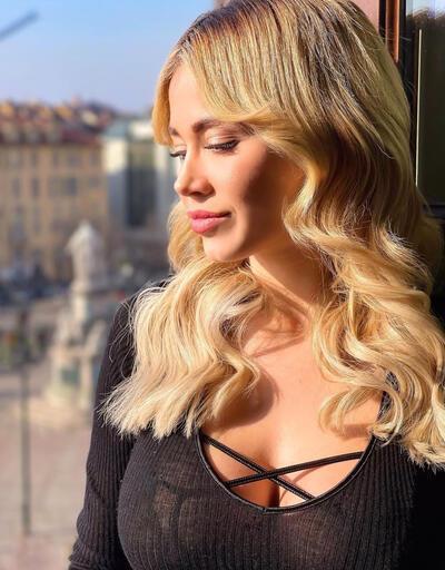 Can Yaman'ın sevgilisi Diletta Leotta sosyal medya salladı