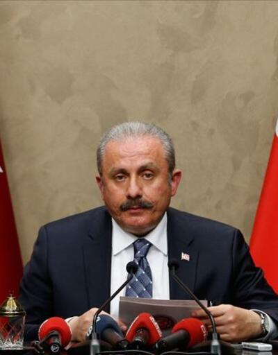 TBMM Başkanı Şentop'tan, AP'nin Türkiye kararına tepki