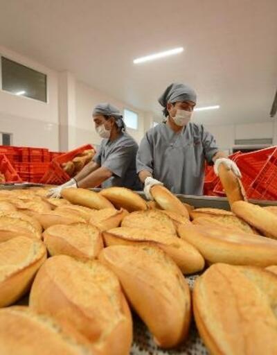Çorum'da halk ekmek fiyatı 1 TL'ye çekildi