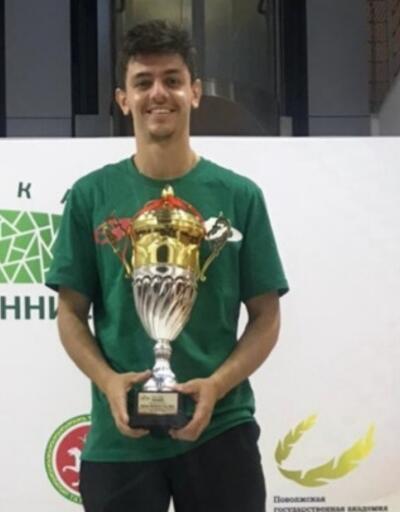 Yankı Erel Rusya'da şampiyon oldu