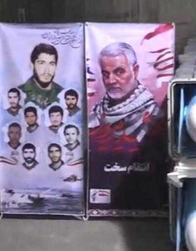 İran, yeni 'füze kentinin' tanıtımını yaptı
