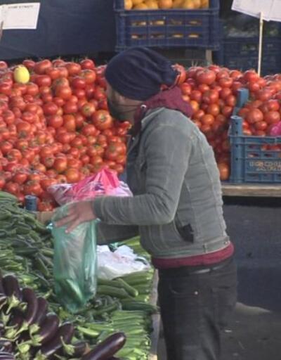 Günde 473 gram meyve, 737 gram sebze tüketildi