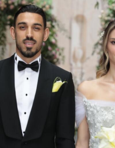 İrfan Can Kahveci ile Gözde Doyran evlendi
