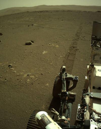 Son dakika haberleri: NASA Mars'taki Perseverance uzay aracından yeni ses kaydı yayınladı