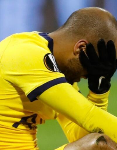 Dinamo Zagreb Tottenham'ı eledi