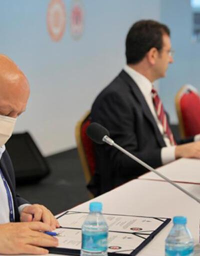 İBB'de çalışan 45 bin işçi için toplu iş sözleşmeleri imzalandı