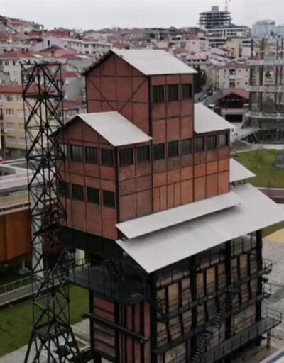 Hasanpaşa Gazhanesi restore edildi