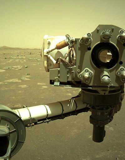 Mars'tan bir ses daha paylaşıldı