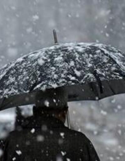 Meteoroloji duyurdu: Kar yağışı geri geliyor