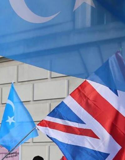 İngiltere, Uygurlara baskı uyguladığı gerekçesiyle Çin'e yaptırım kararı aldı