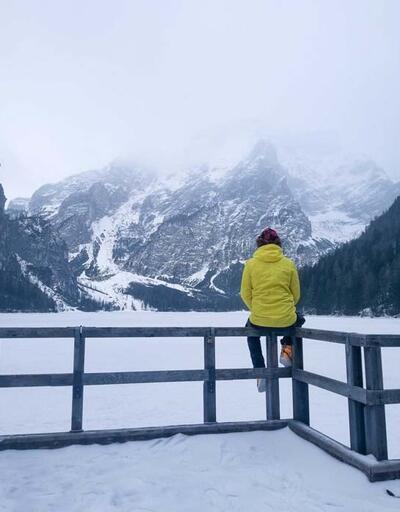 Dolomitler'in eteklerinde zümrüt yeşili bir göl; Lago di Braies! Emre Ünlü yazdı...
