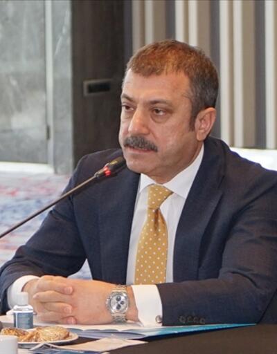 MB Başkanı Kavcıoğlu, banka müdürleriyle görüştü
