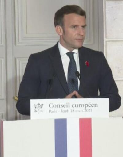 Macron'dan seçimde Diyanet kurumları ve dernekler iddiası