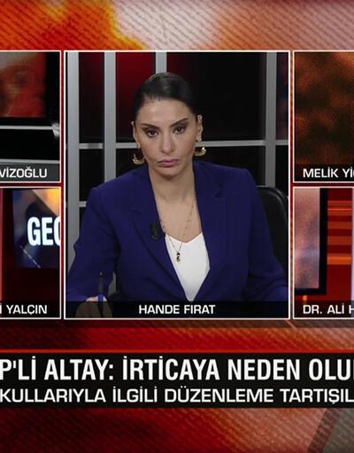 """Harp okulunda """"irtica"""" iddiası, siyasette """"Boynukalın"""" polemiği ve Millet İttifakı'nın adayı Gece Görüşü'nde masaya yatırıldı"""